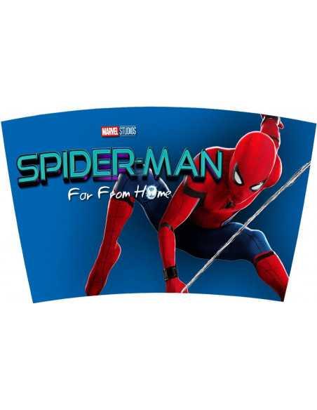 Термокружка для напитков Spider-Man Far From Home 450 мл нержавеюшая сталь