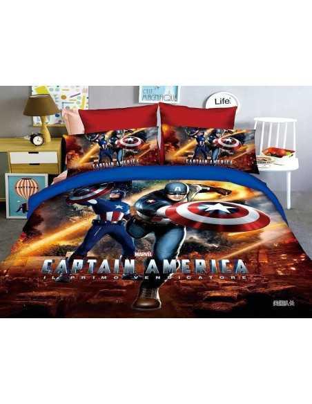 Комплект детского постельного белья Marvel \\