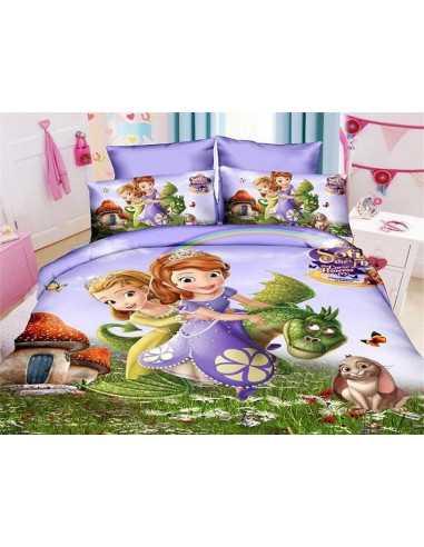 Комплект детского постельного белья Принцесса София
