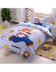 """Комплект детского постельного белья """"Super Mario"""""""