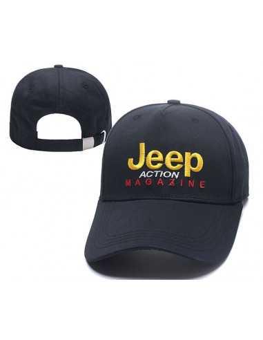 """Кепка бейсболка \\""""Jeep\\"""" Action"""