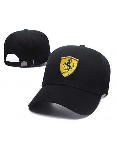 "Кепка бейсболка ""Ferrari"""