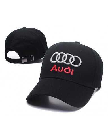 """Кепка бейсболка """"Audi"""" классика"""