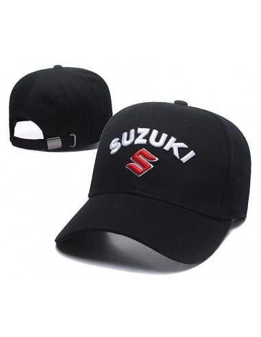 """Кепка бейсболка """"Suzuki"""" классика"""