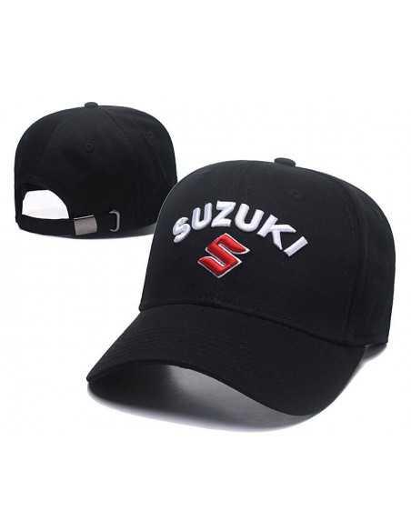 """Кепка бейсболка \\""""Suzuki\\"""" классика"""
