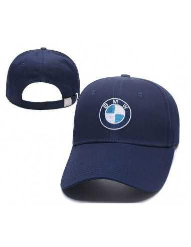 "Кепка бейсболка \\""BMW\\"" синяя"