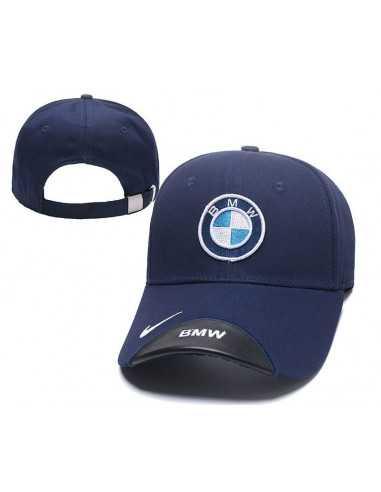"""Кепка бейсболка \\""""BMW\\"""" синяя от Nike"""