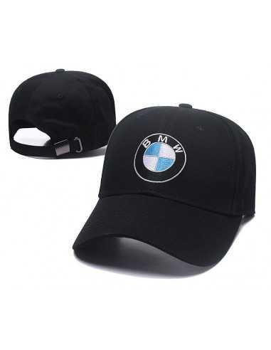 """Кепка бейсболка """"BMW"""" чёрная"""