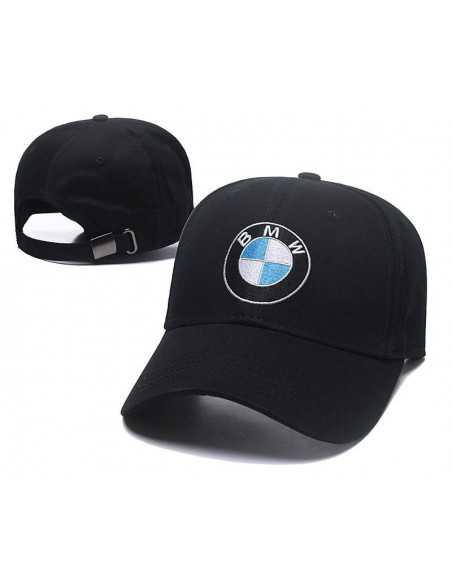 """Кепка бейсболка \\""""BMW\\"""" чёрная"""