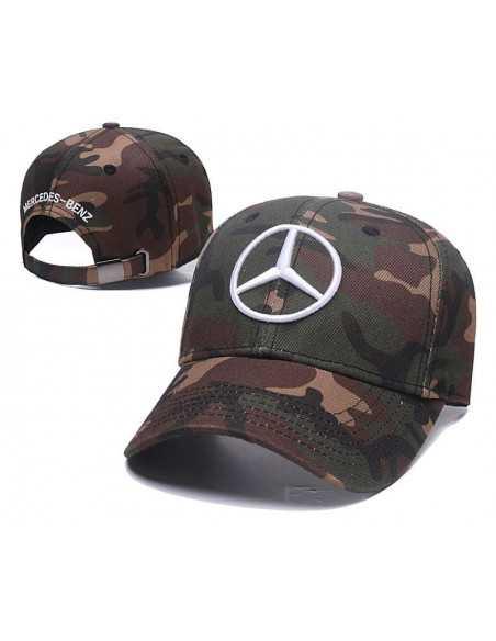 "Кепка бейсболка \\""Mersedes-Benz\\"" Милитари"