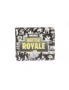 "Кошелёк бумажник Fortnite \\""Battle Royale\\"""