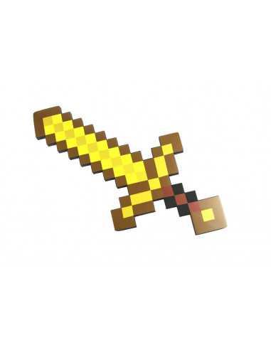 Золотой меч Minecraft (Майнкрафт)