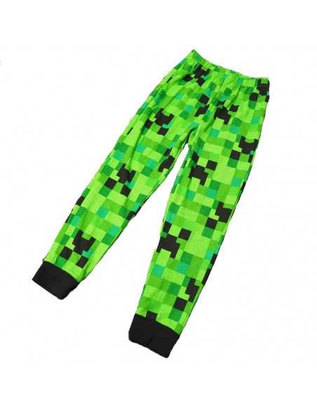 Спортивные штаны Minecraft Крипер Оригинал
