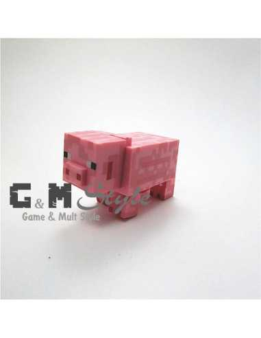 Фигурка свиньи Minecraft оригинал