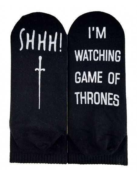 Носки Game Of Thrones черные