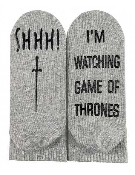Носки Game Of Thrones серые
