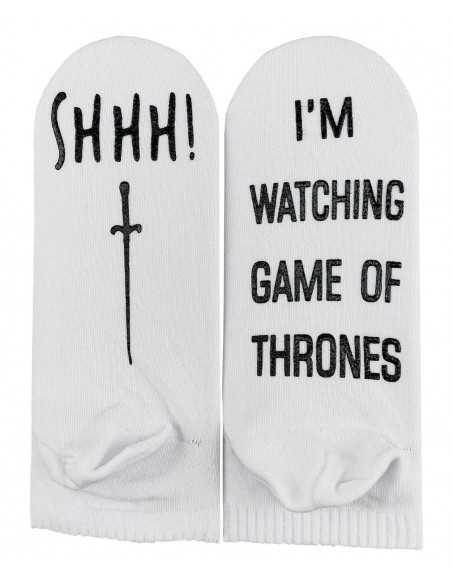 Носки Game Of Thrones белые