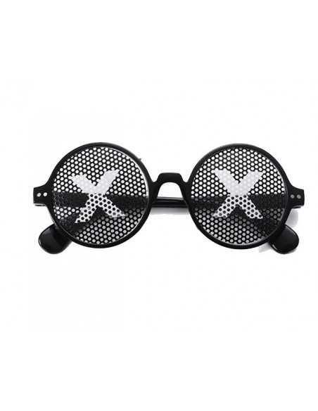 Очки крутизны X-X крутлые сетка