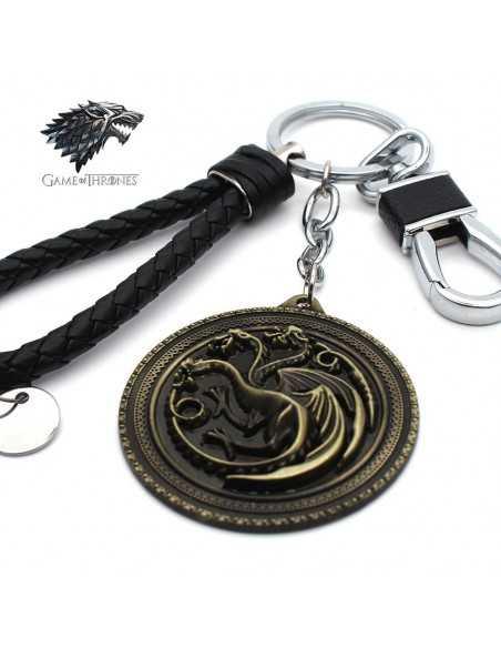 Кожаный брелок Game of Thrones \\