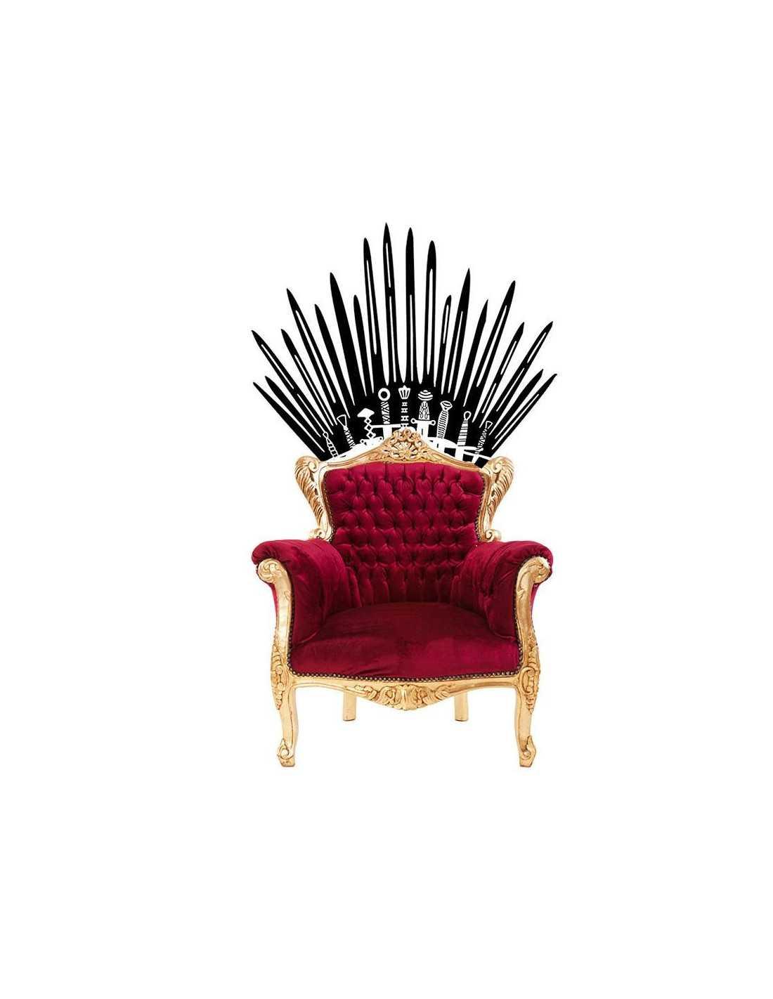 Настенная наклейка Game of Thrones \\