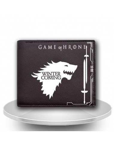 "Кошелёк Game of Thrones ""Зима близко"" чёрный"