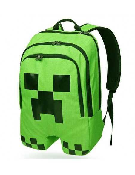 Школьный рюкзак Minecraft Creper (Майнкрафт) облегчённый