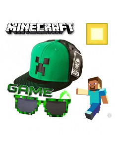 Набор от солнца Minecraft
