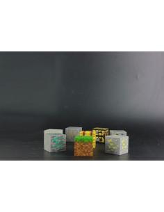 Кубики Minecraft 5 штук