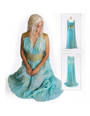 Платье Дайнерис из Игры Престолов