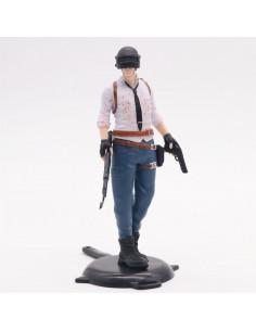 Фигурка героя мужчины из игры PUBG маленькая