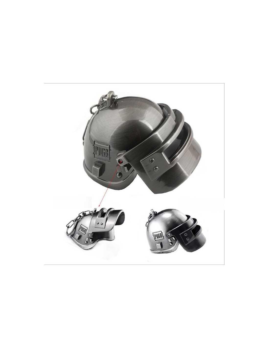 Брелок шлем открывающийся PUBG маленький