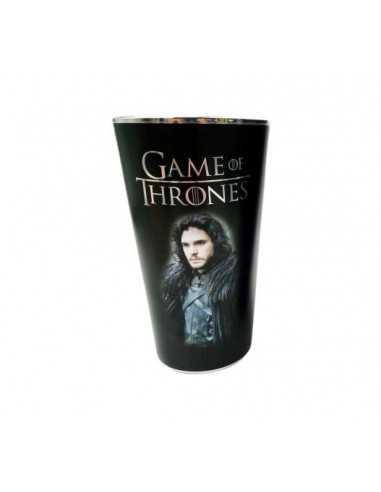 Стеклянный кубок Game of Thrones Джон Сноу