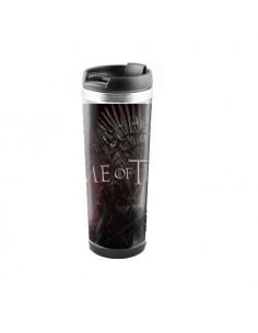 """Термокружка для напитков Game of Trones """"Железный трон"""" 450 мл нержавеюшая сталь"""