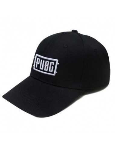 Бейсболка черная PUBG
