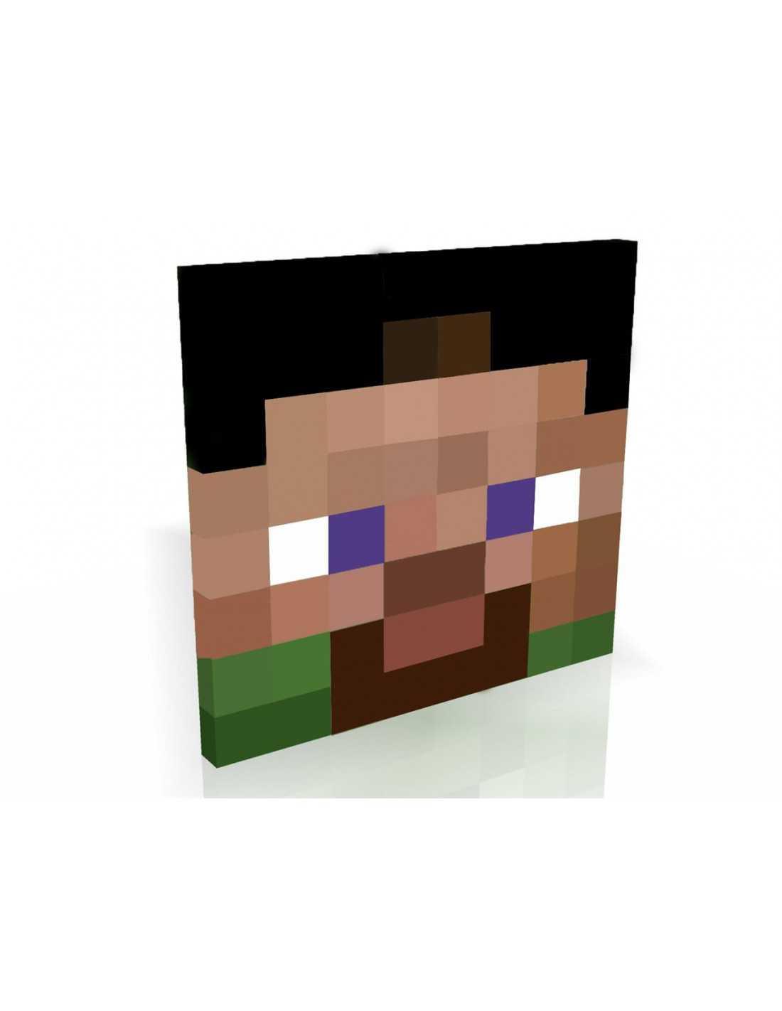 Картина MineCraft Steve 30x30 см