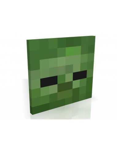 Картина MineCraft Zombie 30х30