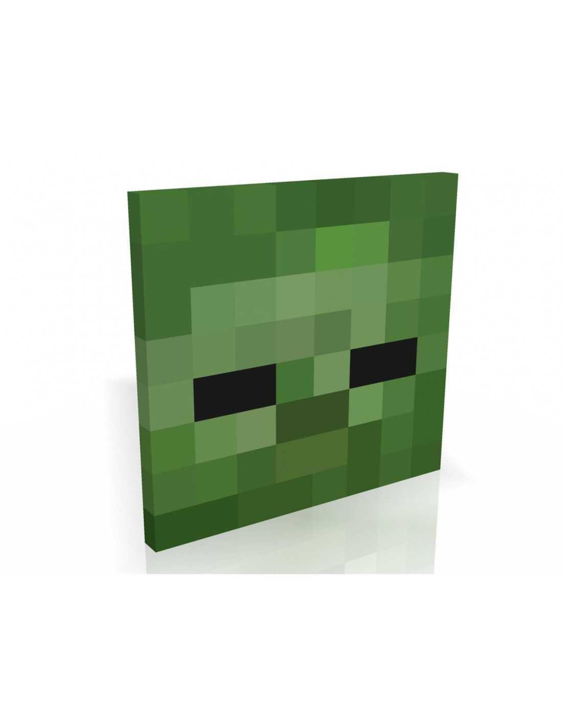 Картина MineCraft Zombie