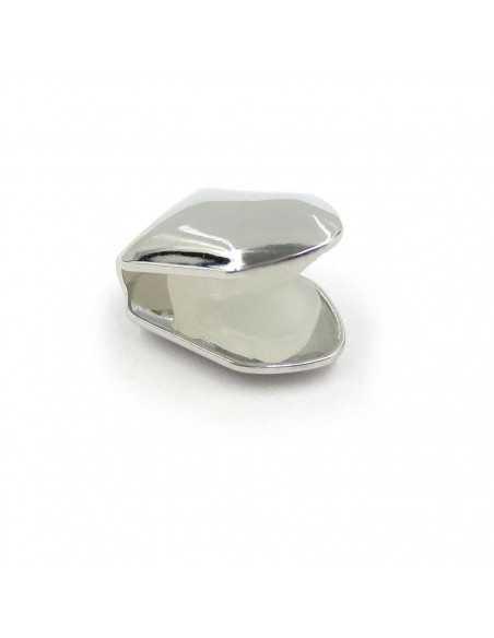 Фикса (вставка на зубную коронку) серебро
