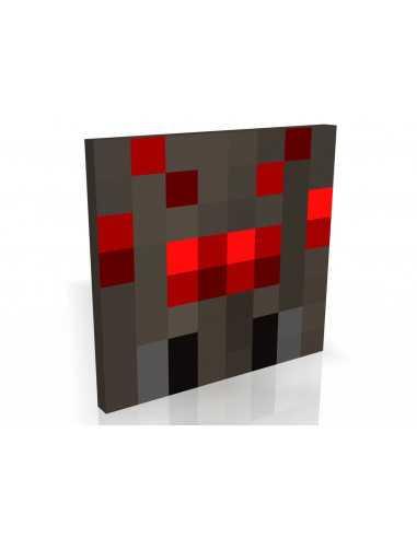 Картина MineCraft Паук 30x30 см