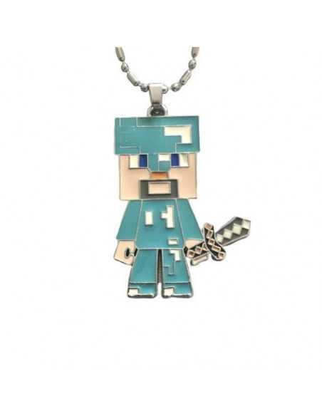 Брелок Стив Minecraft