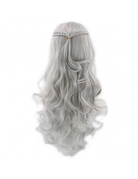 Парик Daenerys Targaryen пепельная блондинка
