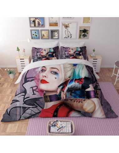 Постельное белье Lovely Harley Quinn