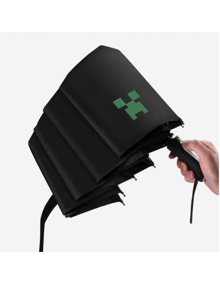 Зонт Minecraft Крипер автомат
