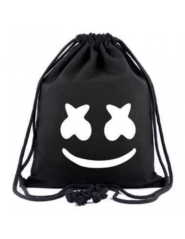 Рюкзачок Marshmello черный легкий