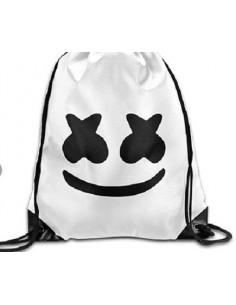 Рюкзак Marshmello белый легкий