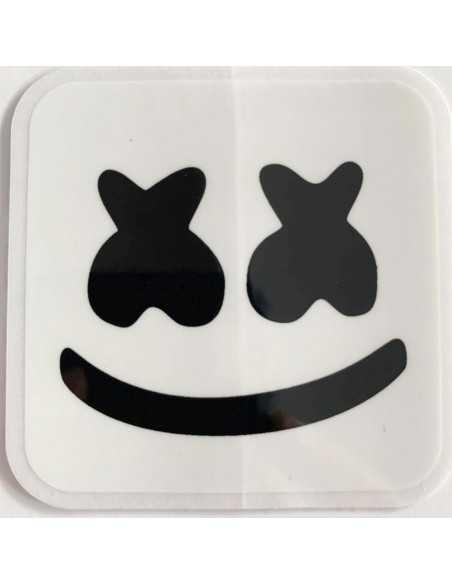 Наклейка Marshmello виниловый