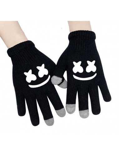 Перчатки Marshmello сенсорные