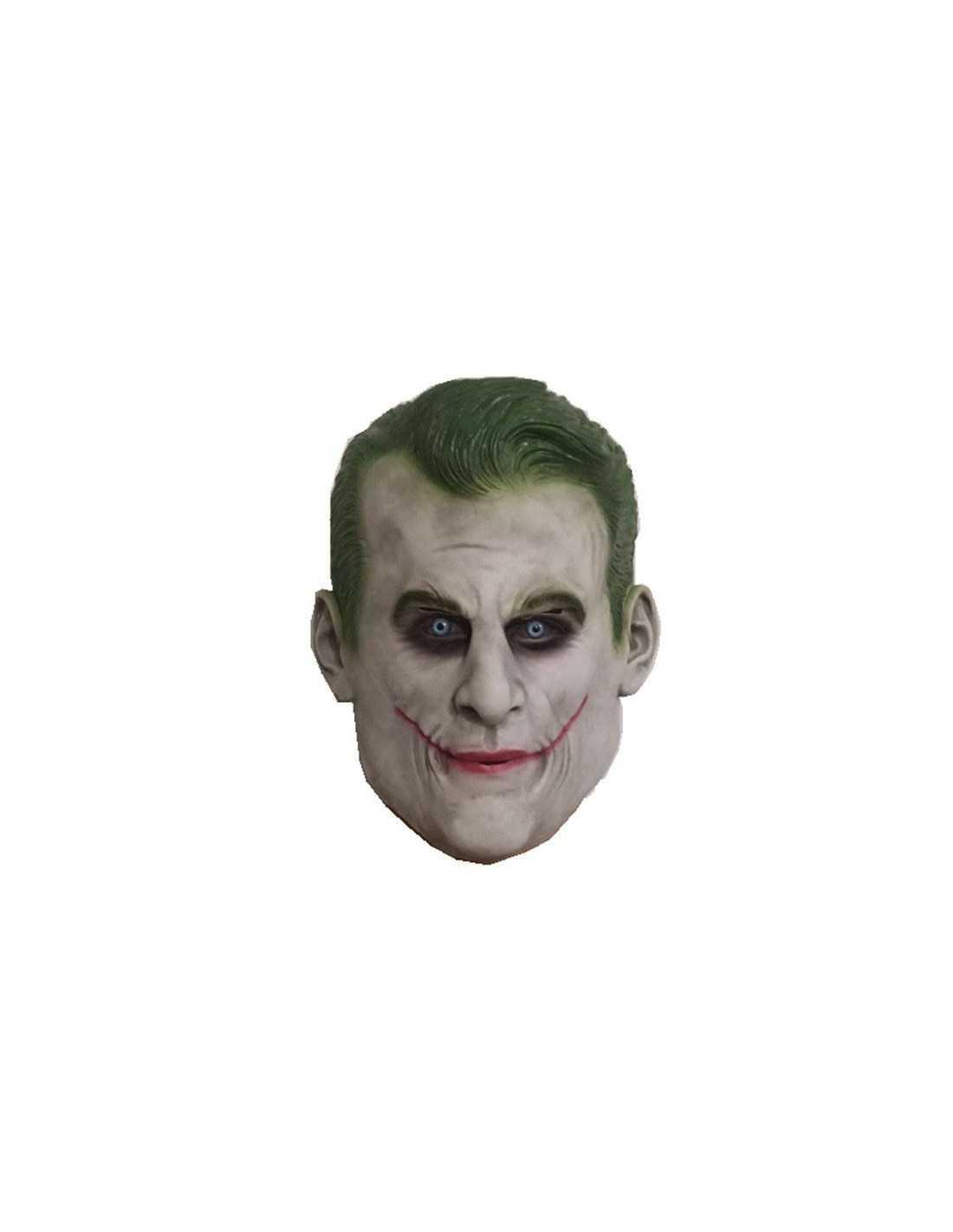 Маска Джокера латексная