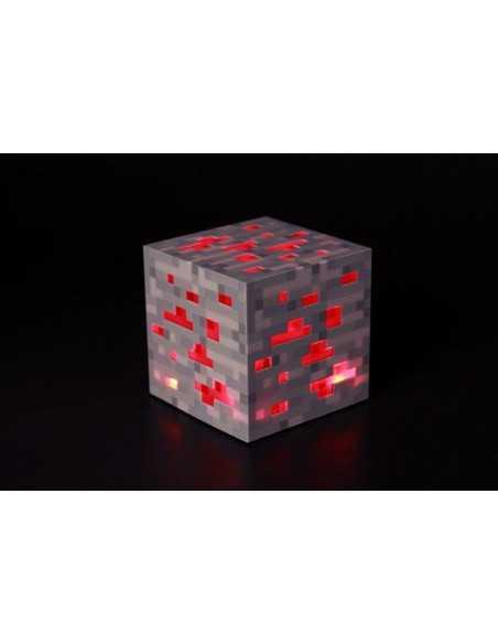 Светильник Красная руда Minecraft