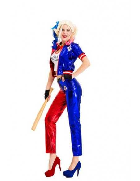 Брючный костюм Harley Quinn